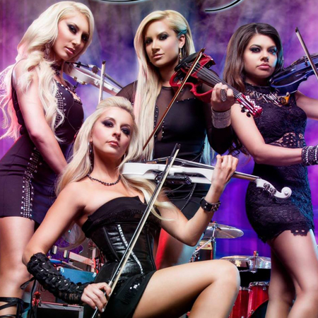 Bella Strings - Electric String Quartet