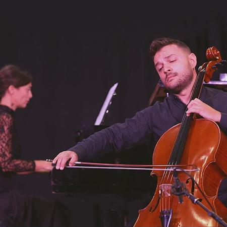 Animato Piano Duo - Cello & Piano Duo