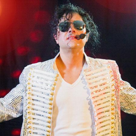 Michael Jackson Double
