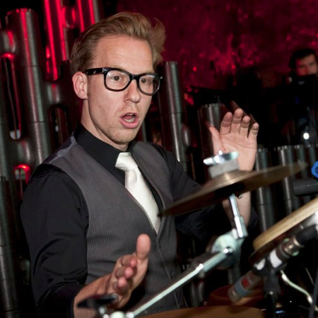 Rich Joy Percussionist