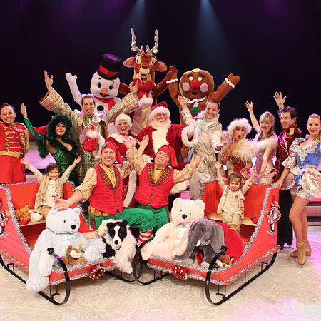 Rand Productions - Santa & Friends on Ice