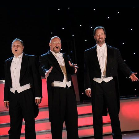 The Tenors of Comedy