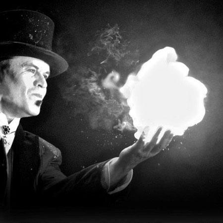 Duck Cameron Master Magician