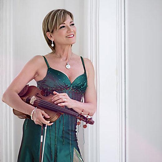 Katica Illényi - Vocalist and Violinist