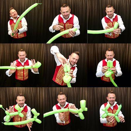Thomas Trilby - Virtual Circus Skills (balloon modelling)
