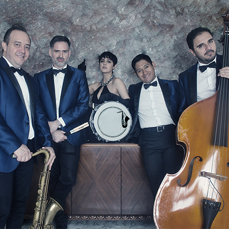 The Monterrey Jazz Band
