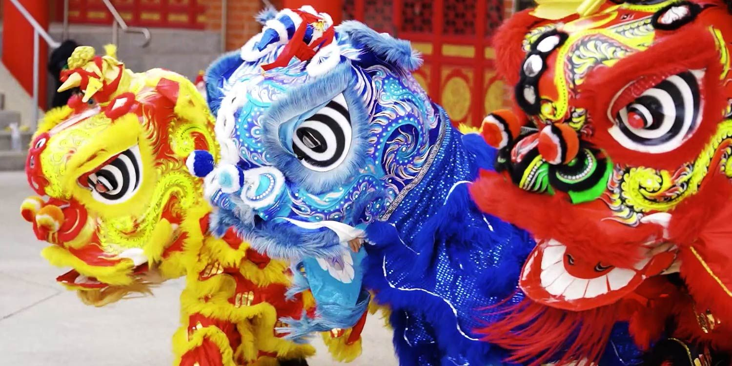 Spectacular Chinese New Year Show Captured on Video for Virtual Event