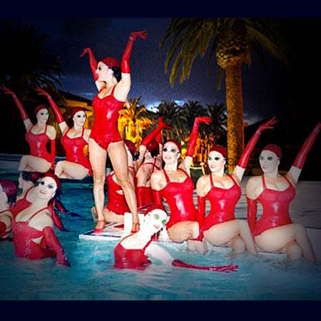 Champagne Creative Group - Synchronized Swim Team