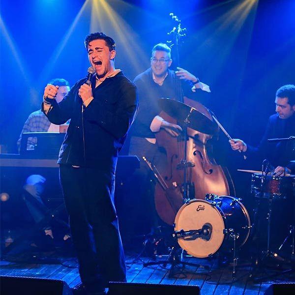 Leon Garner Jazz band