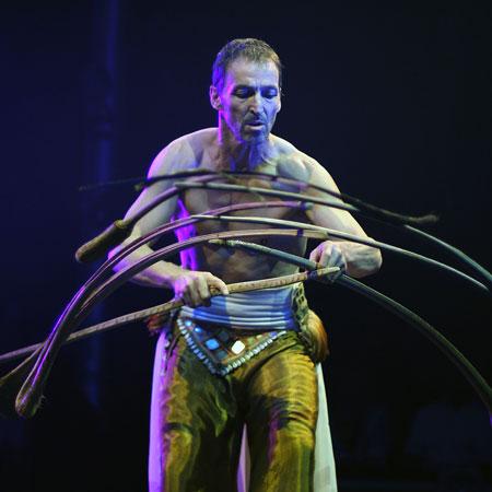 RIGOLO Swiss Cirque Nouveau