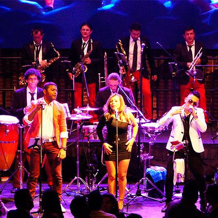 Orquesta La Rebelión