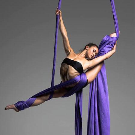 Silvia Dopazo - Aerial Dancer