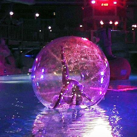 Gravitylive - Bubble Spheres