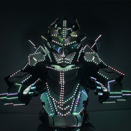 Luxy Boyz - Nirvana Robot