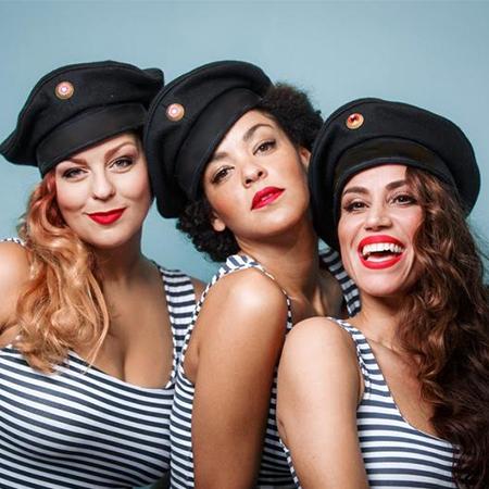 Lou's The Cool Cats - Retro Harmony Trio