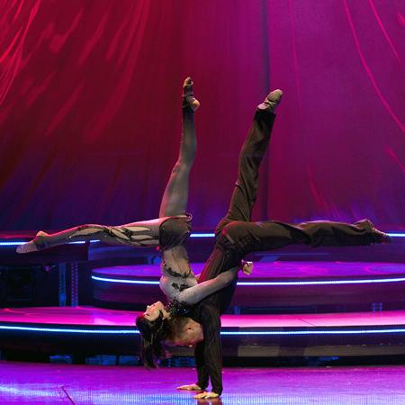 Acrobatic Duo & Dance - Artem & Iryna