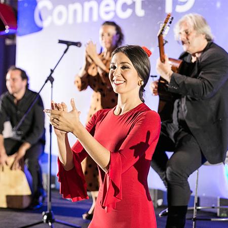 Flamenco Troupe Madrid