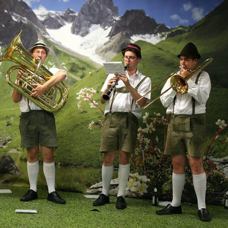 The Bavarian Strollers
