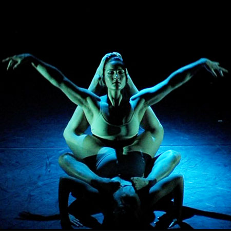 Evolution Dance Theatre - Female Duet