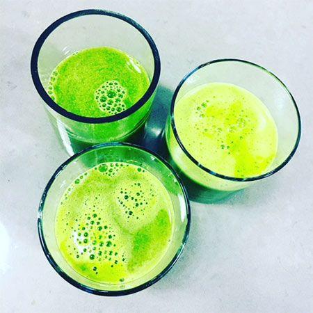 Green Pirate Juice - Virtual Smoothie & Juice Workshop