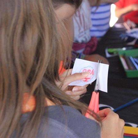 Plus Arts - Children's Workshops