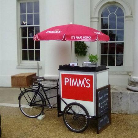 The Prop Boutique - Pimms Bike