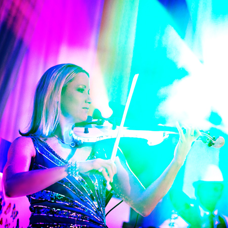 Sarah Mallock Violinist