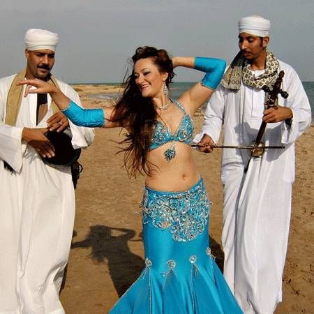 Belly Dancer Kaylah