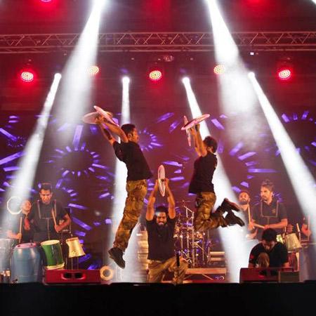 Naadro - Percussion Band