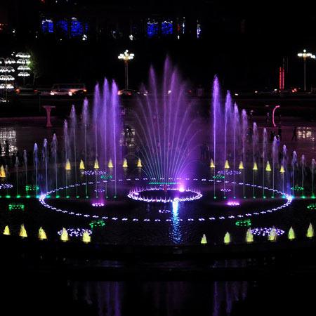 Secret garden - Music Fountain