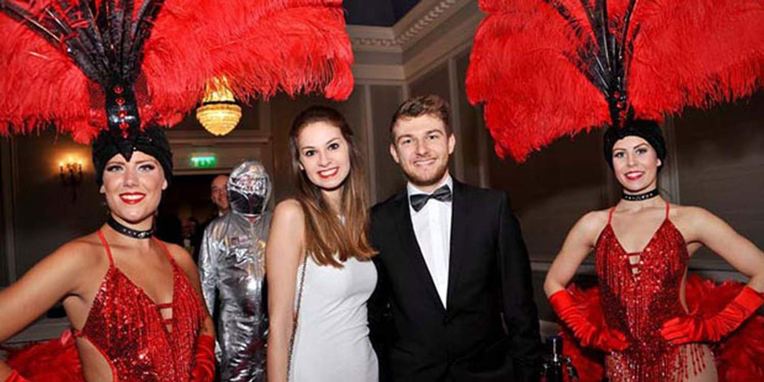 Networking Event Is Shaken Not Stirred With Scarlett Entertainment