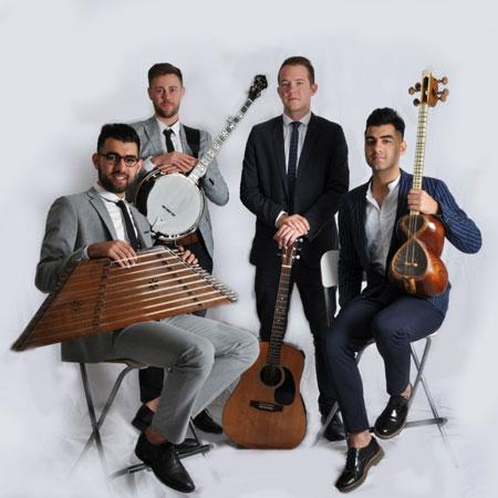 Nava Band - Iranian Fusion Band
