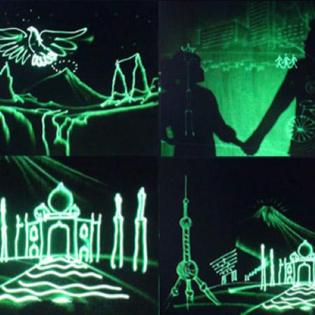 Huahua - Light Painter