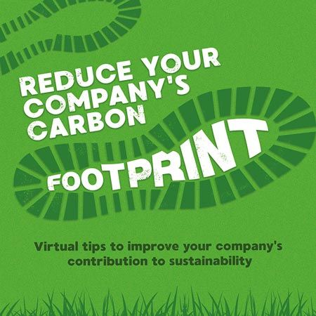 Reduce Your Company's Carbon Footprint