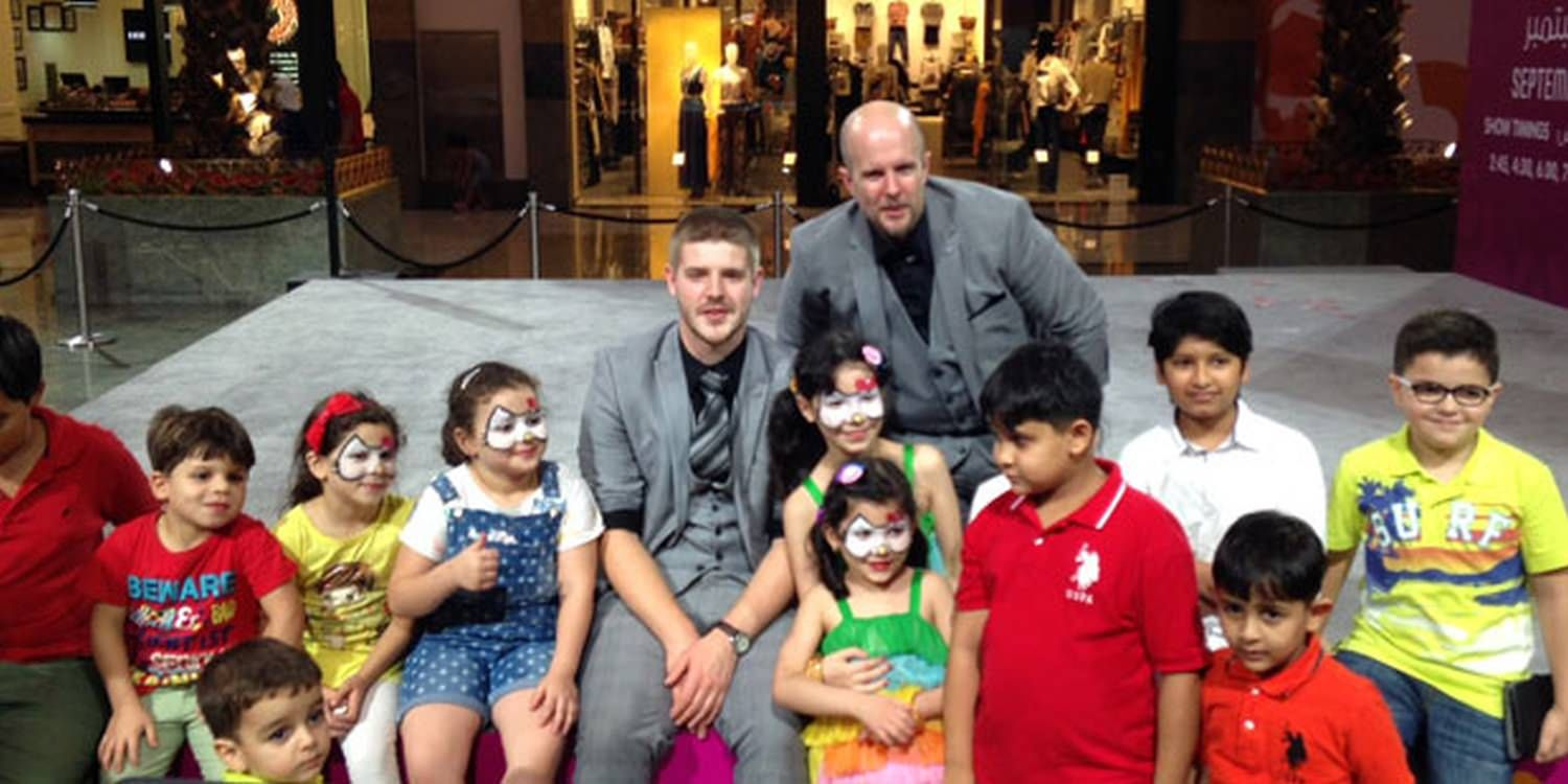 Comedy Illusionists Play For Laughs In Dubai