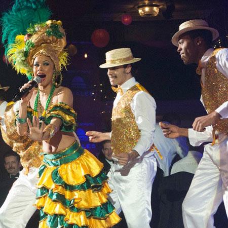 Havana Rakatan - Cabaret Cubano