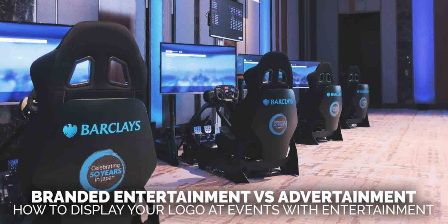 Branded Entertainment Vs Advertainment: How to Display Your Logo at Events with Entertainment