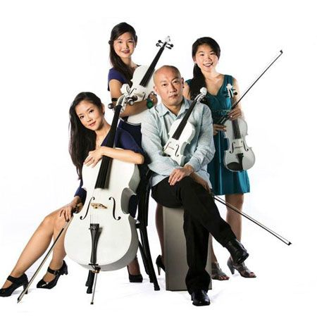 Boutique Chambers Players - String Quartet