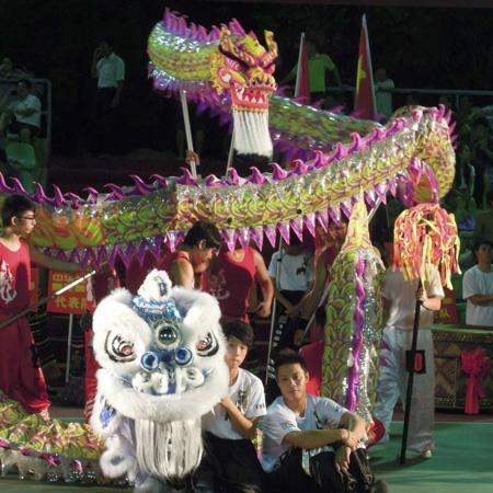 Yun Fook Tong (HK) Chinese Martial Arts Dragon and Lion Dance Association