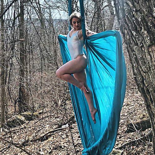 Ashley Olivier - Aerialist