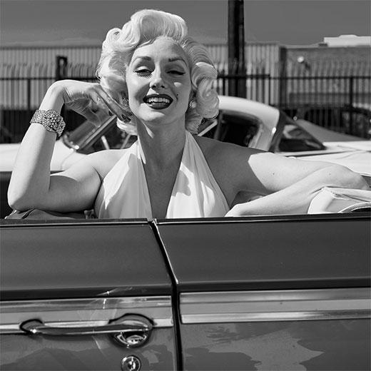 Marilyn Monroe Tribute Artist