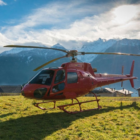 Helitaly - The Blessed Valley, helicopter tour