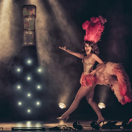 Melle Loison - Burlesque Shows