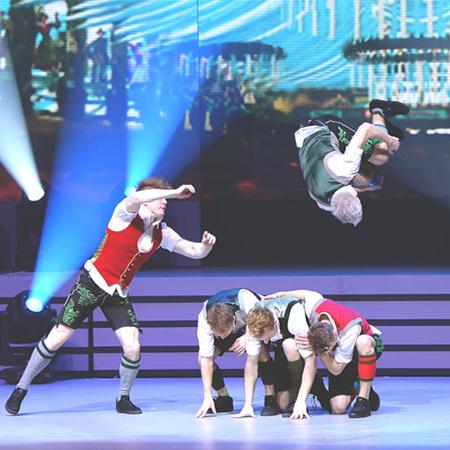 DDC Break Dancing Crew - Lederhosen