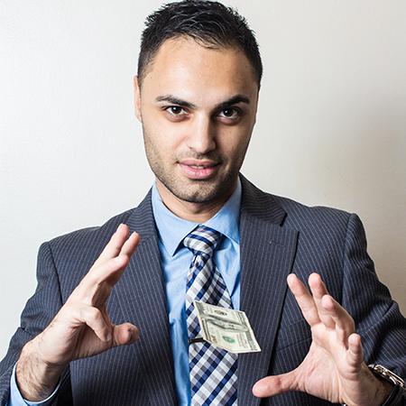 Alex Voz - Magician and Mentalist