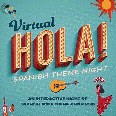 A trip to Spain Virtual Evening