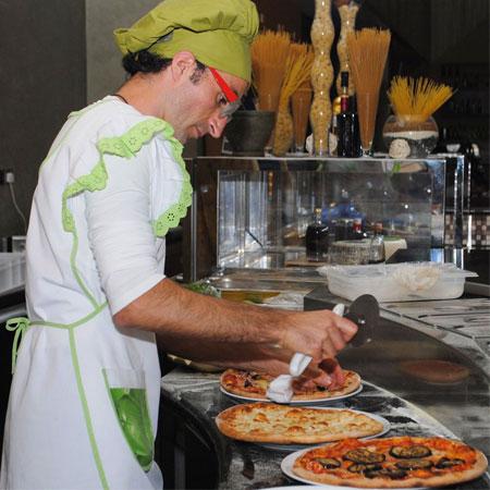 Pizza Chef Entertainment