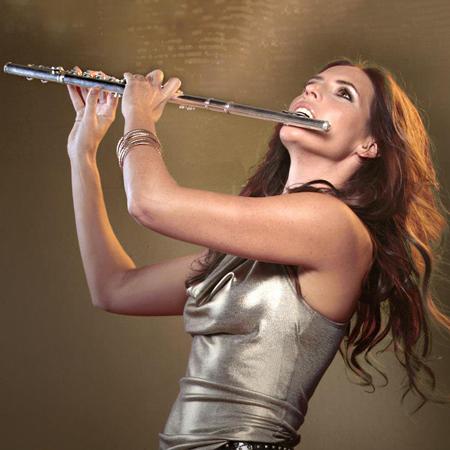 Carina on Pop-rock Flute