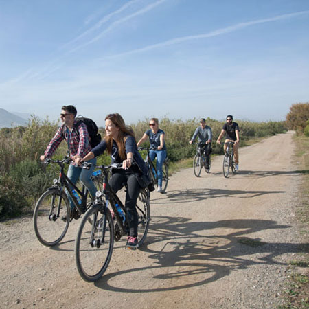 Bike Tours Malaga - Guadalhorce Bike Tour - Nature & Unknown Malaga