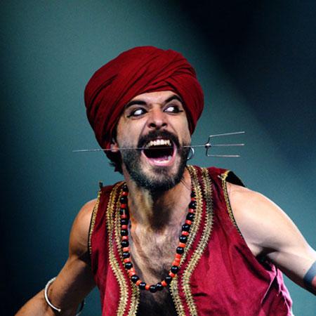 Fakir Testa - Circus